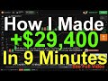 QUEBRANDO A IQ OPTION 4.945 REAIS EM 5 MINUTOS !!! - YouTube