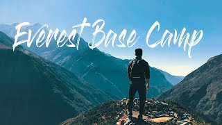Nepal | Everest Base Camp | EBC | 5364m