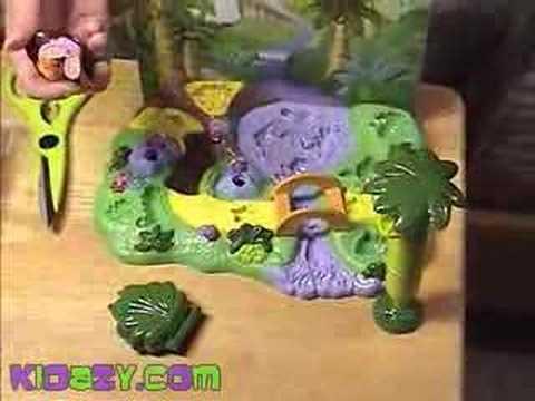 Play-Doh Dora the Explorer Playset
