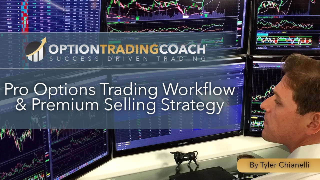 Options trading workflow