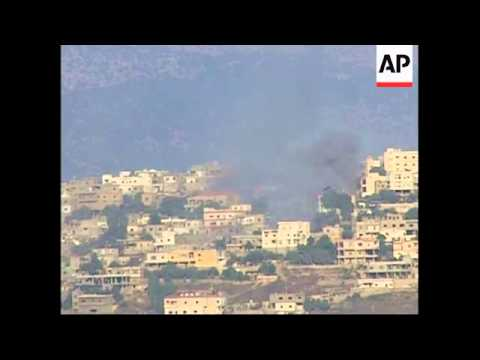 Israeli airstrikes hit Khiam area and close to Syria