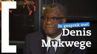 In gesprek met: Nobelprijswinnaar Denis Mukwege