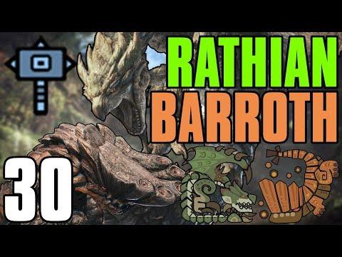 RATHIAN ET BARROTH EXPERT ! - Monster Hunter World #30 (FR) (PC) thumbnail
