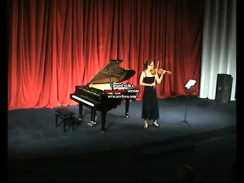 Caterina Demetz - Paganini 24