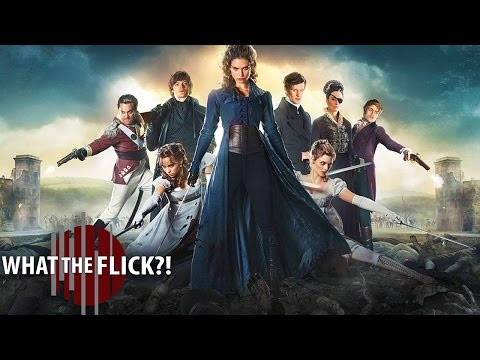 Pride and Prejudice and Zombies - Official Movie Review