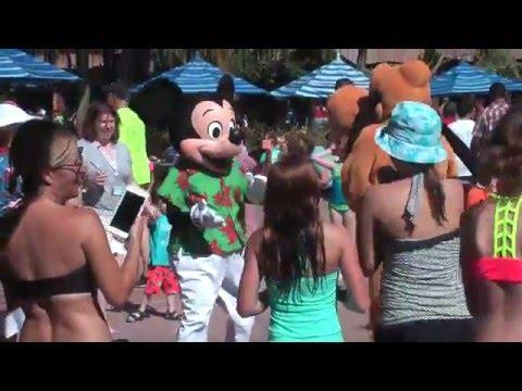 Disney Fantasy Caribbean Cruise including St Maarten, St John and Castaway Cay