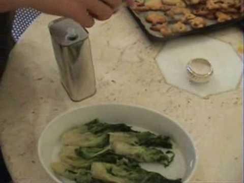 Torzelli Cucina Ebraica Romana Youtube