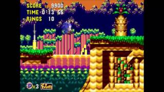 "Sonic CD - Collision Chaos 2 Good Future: 29""88 (Speed Run)"