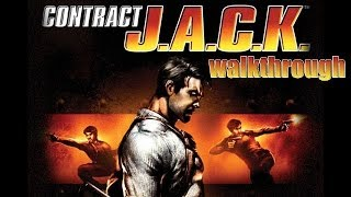 [PC] Contract J.A.C.K. (2003) Walkthrough