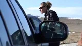 Police Ride Along with Officer Herrlinger