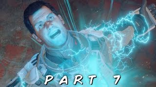 DEAD RISING 4 Walkthrough Gameplay Part 7 - Exo Suit / Sadistic Claus (XBOX ONE S)