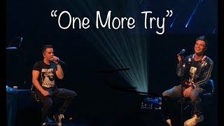 """A1 CONCERT in SINGAPORE - """"One More Try"""" - Oct.20,2018"""