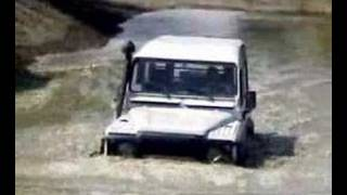 My Land Rover Defender in Swimming lessons #4