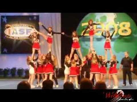 The Cheerleading Worlds 2008
