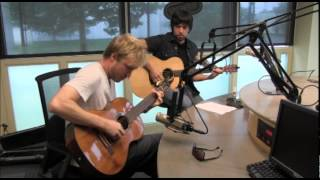 Kenny Wayne Shepherd Acoustic in Studio with 101 WRIF