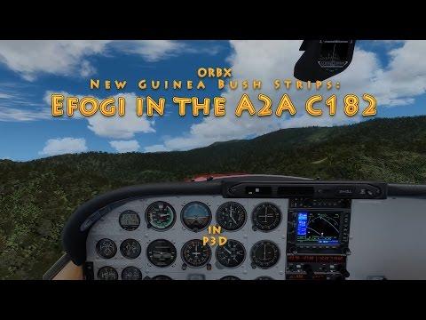 FSX P3D FTX ORBX PI AYPY Jacksons International Airport - revizionchoice