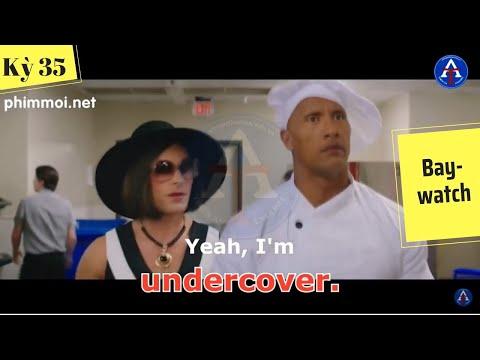 [HỌC IDIOM QUA PHIM] - Go Undercover (Phim Baywatch)