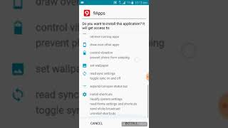Don't install 9apps! This will steal your phone's data in hindi/urdu