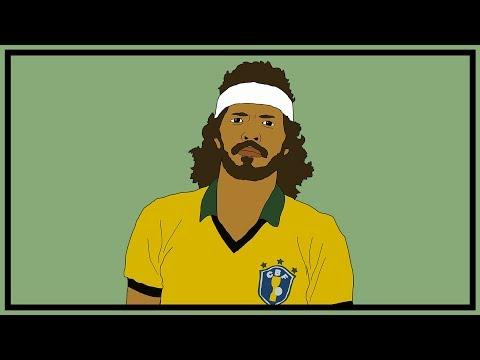Sócrates & Democracia Corinthiana - Tifo Football