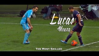 Lucas Moura - The Most Skilled Ever |PSG  |HD|