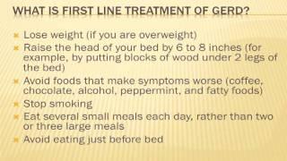 Gastroesophageal Reflux (GERD)