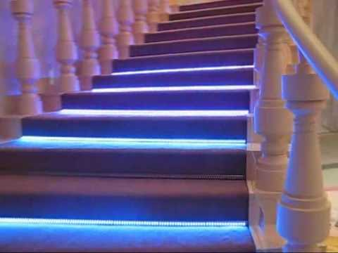 automatic led stair lighting. automatic led stair lighting