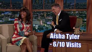Video Aisha Tyler - Details On What She Likes In Bed - 6/10 Visits In Chronological Order [240-1080] download MP3, 3GP, MP4, WEBM, AVI, FLV Februari 2018