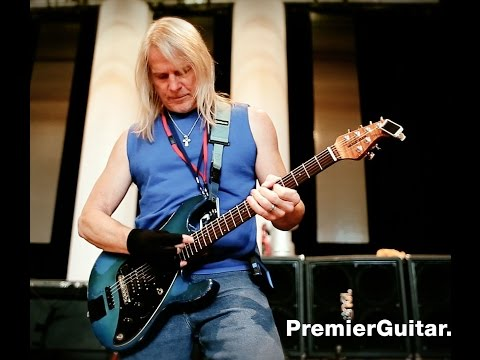 Rig Rundown - Deep Purple's Steve Morse