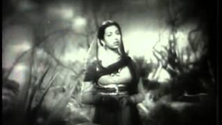 Chale Dil Ki Duniya - Munawar Sultana - Shyam Kumar - Dard Movie Songs - Suraiya