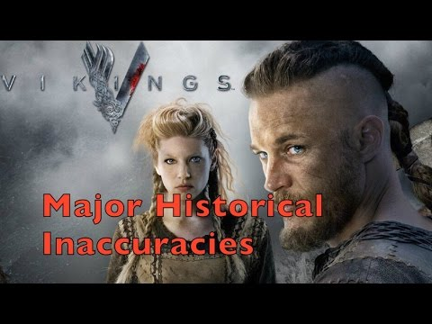 Vikings Series Major Historical Inaccuracies - The REAL reason the Vikings Attacked England