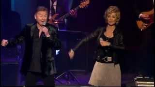 Jan Keizer & Anny Schilder (BZN)- Dance Dance (live) 2012