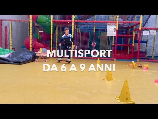 multisport 6-9 anni