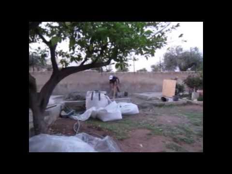 Healing Garden at the Holy Child Program, Beit Sahour, Palestine