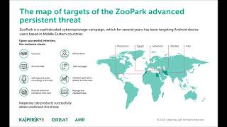 ZooPark Malware, And Hacking Group. HackerWhoIs.