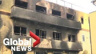 Anime fans at San Diego Comic Con react to fire at Japanese studio