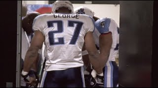 Eddie George Reflects On Nine-Year NFL Career