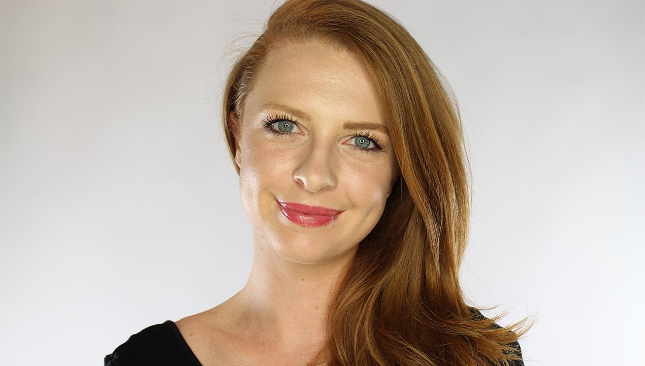 4 Eyebrow Products For Redheads Youtube