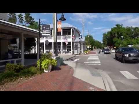 Promenade Street in Bluffton SC