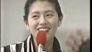 ザ・サンデー③ 小泉今日子とデーモン小暮の対談