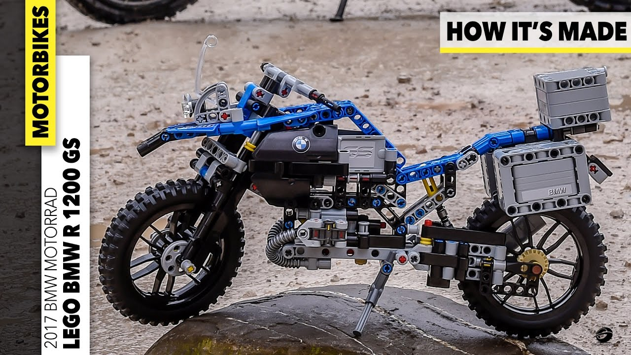 lego technic bmw r 1200 gs adventure how it 39 s made how. Black Bedroom Furniture Sets. Home Design Ideas