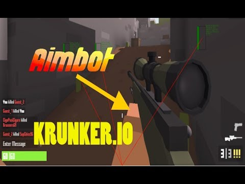 how to get aimbot on krunker.io no download