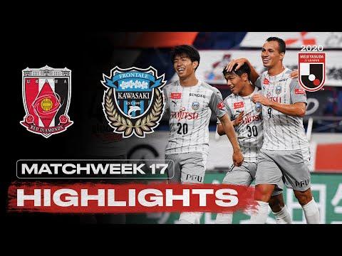 Urawa Kawasaki Frontale Goals And Highlights