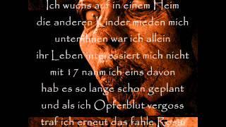 Eisregen - Fahles Roß Lyrics