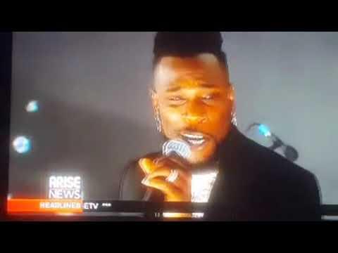 Burnaboy Performance Shuts Down Nigeria @60 Diamond Global Commemoration Event #Burnaboy