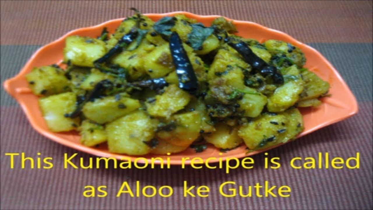 Kumaoni Food Recipe