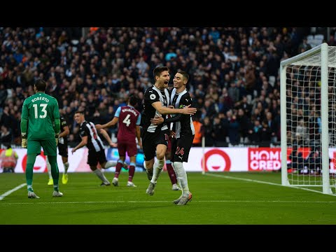 West Ham United 2-3 Newcastle United: Brief Highlights