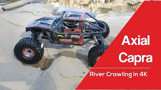 RC Crawler Axial Capra at johnson Barranca 4K (2020)