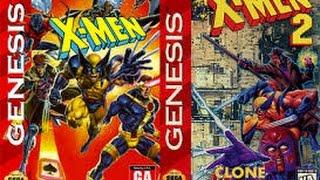 X-Men 2 – Clone Wars Gameplay HD✔ Sega Genesis Mega Drive LongPlay Walkthrough