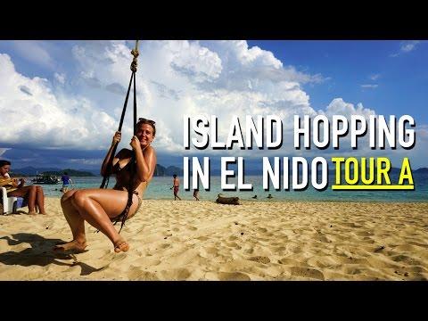 ISLAND HOPPING IN EL NIDO TOUR A | El Nido, Philippines