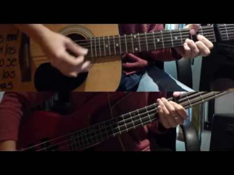 Runaway by The Corrs (bass & guitar cover)
